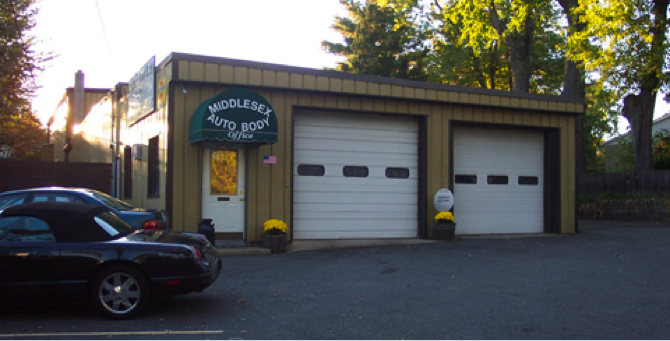 Auto Body repair shop in Somerset county specializing in