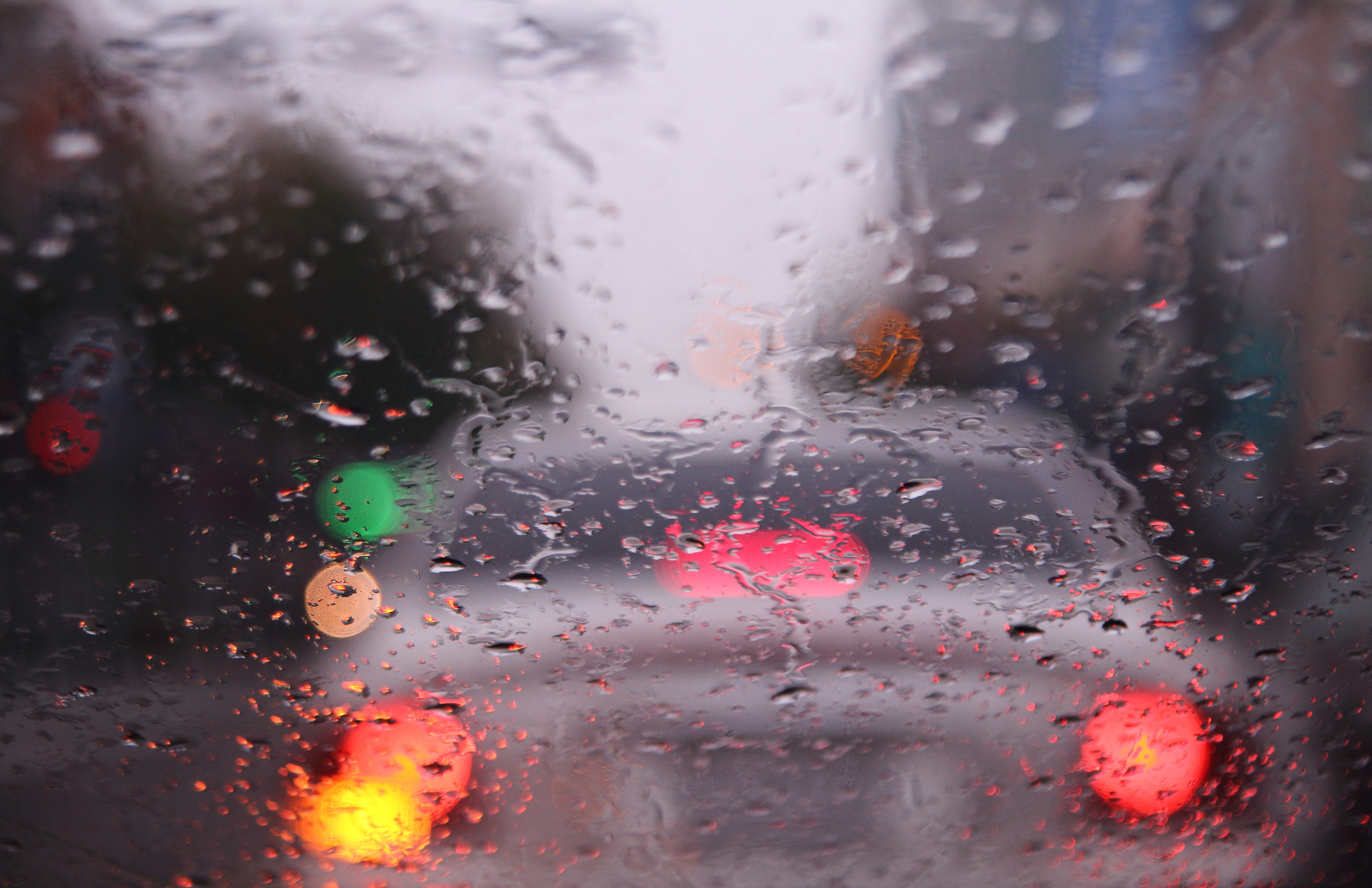 Avoiding Accidents in the Rain this Summer