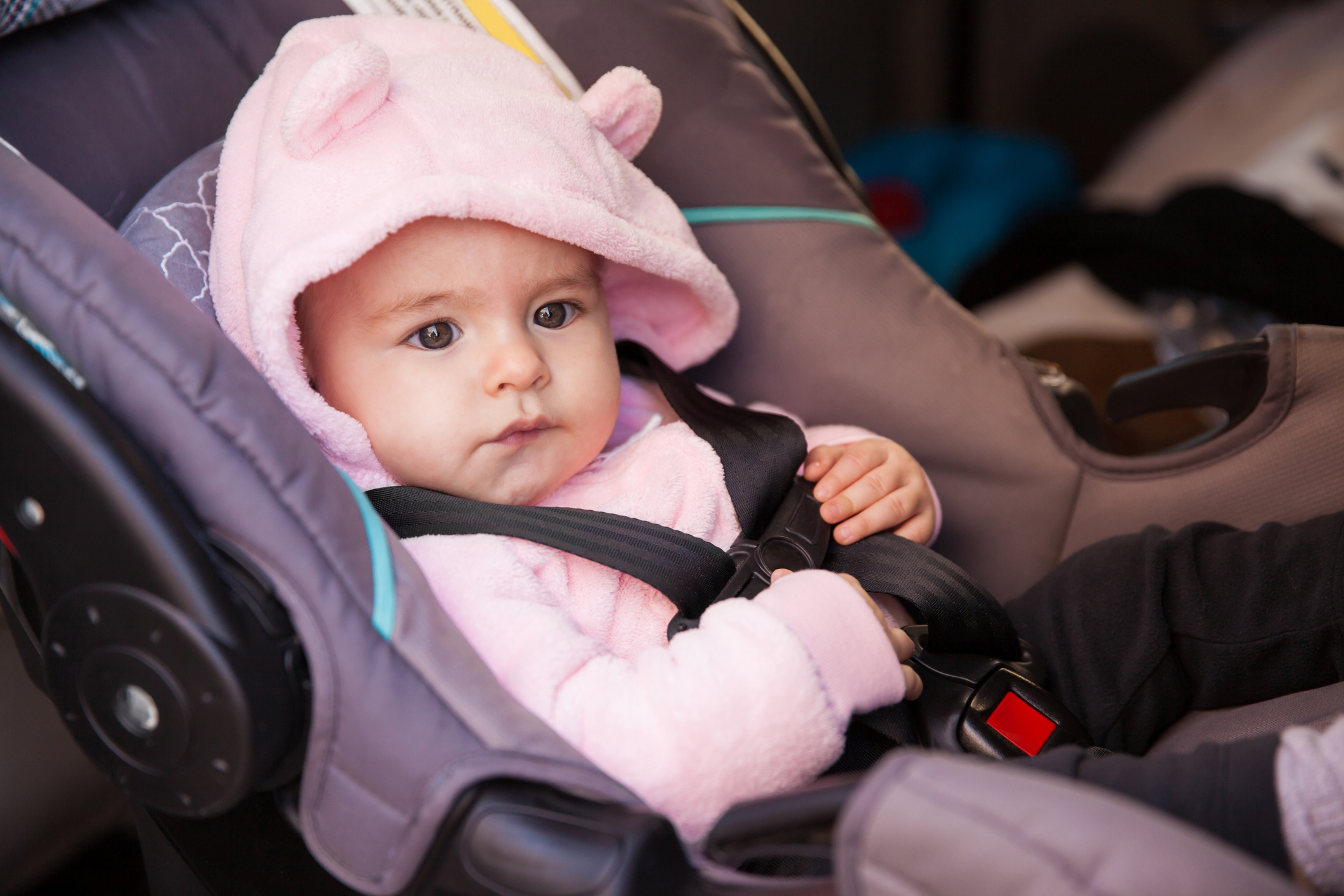 Safe Child Car Seat Practices in a Car Accident