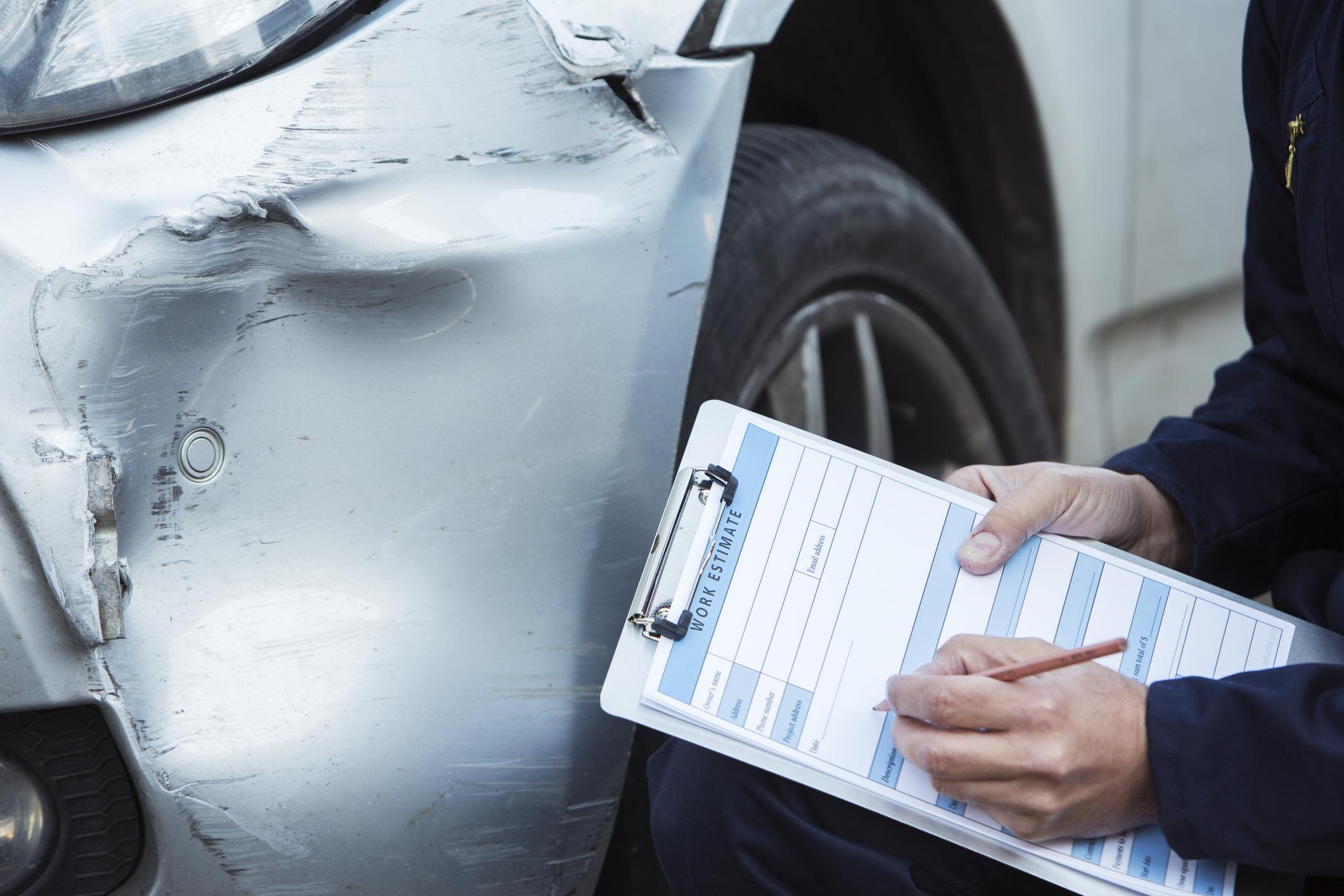 Guide to Collision Repair Estimates